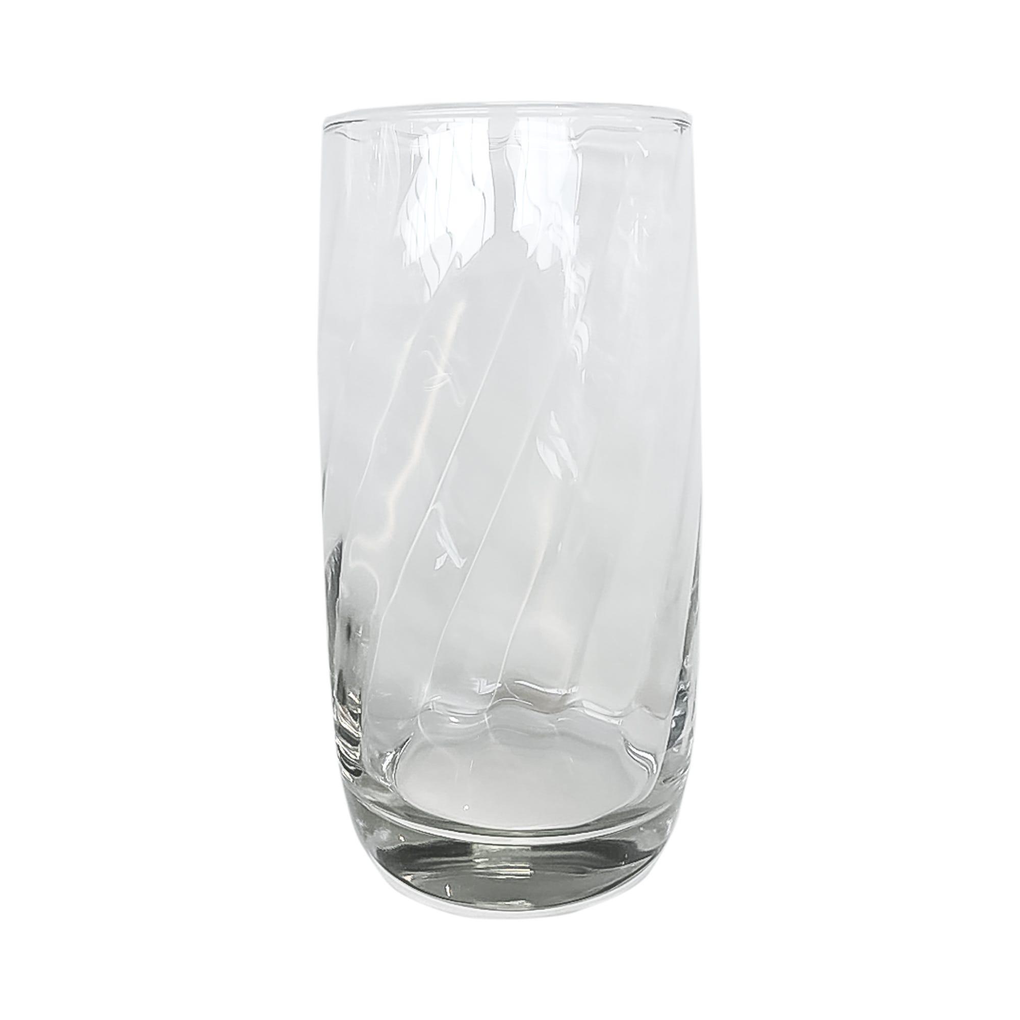 Vasos de vidrio HB/DOF, Hampton Set de 16