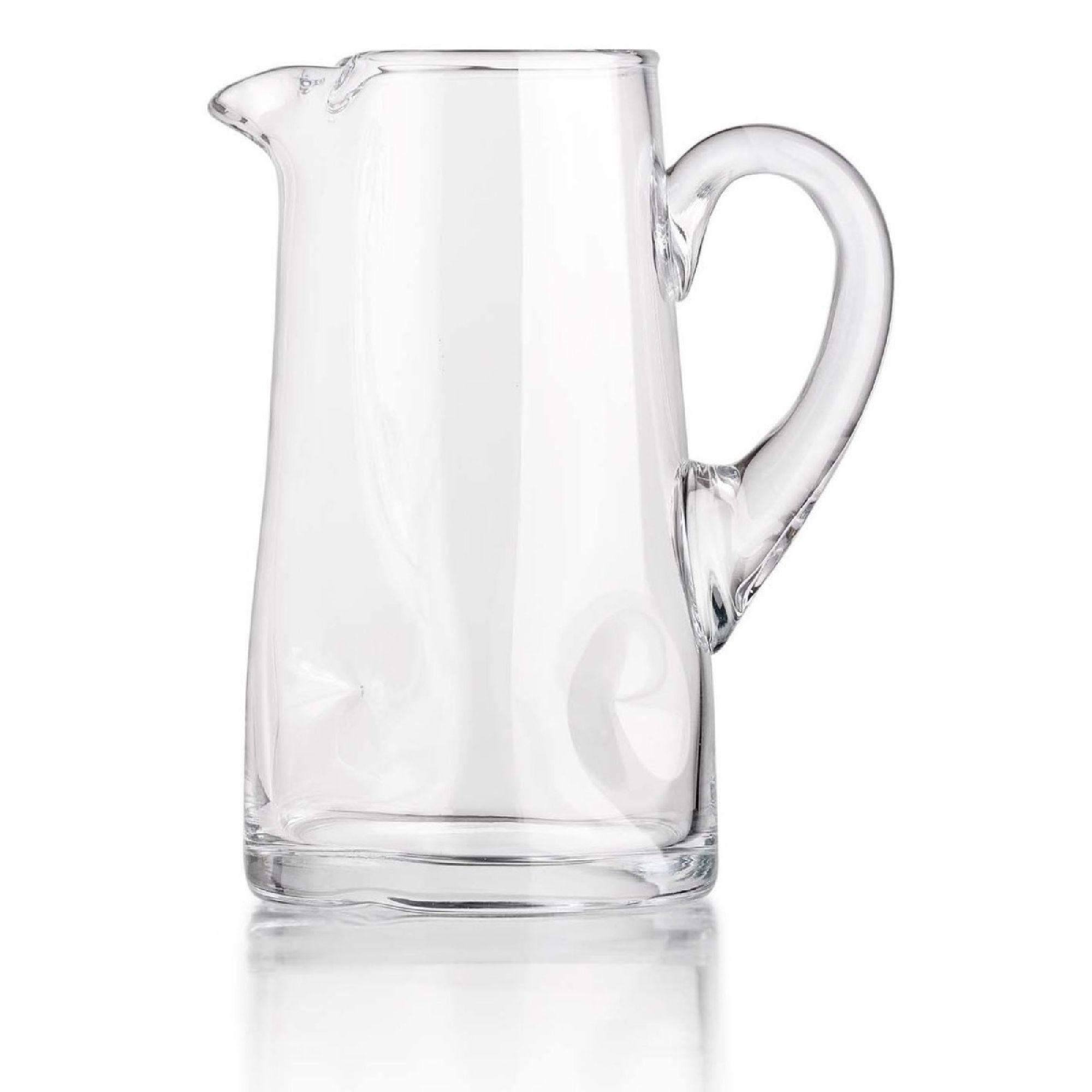 Pedrada Jarra de vidrio de 2.7 L