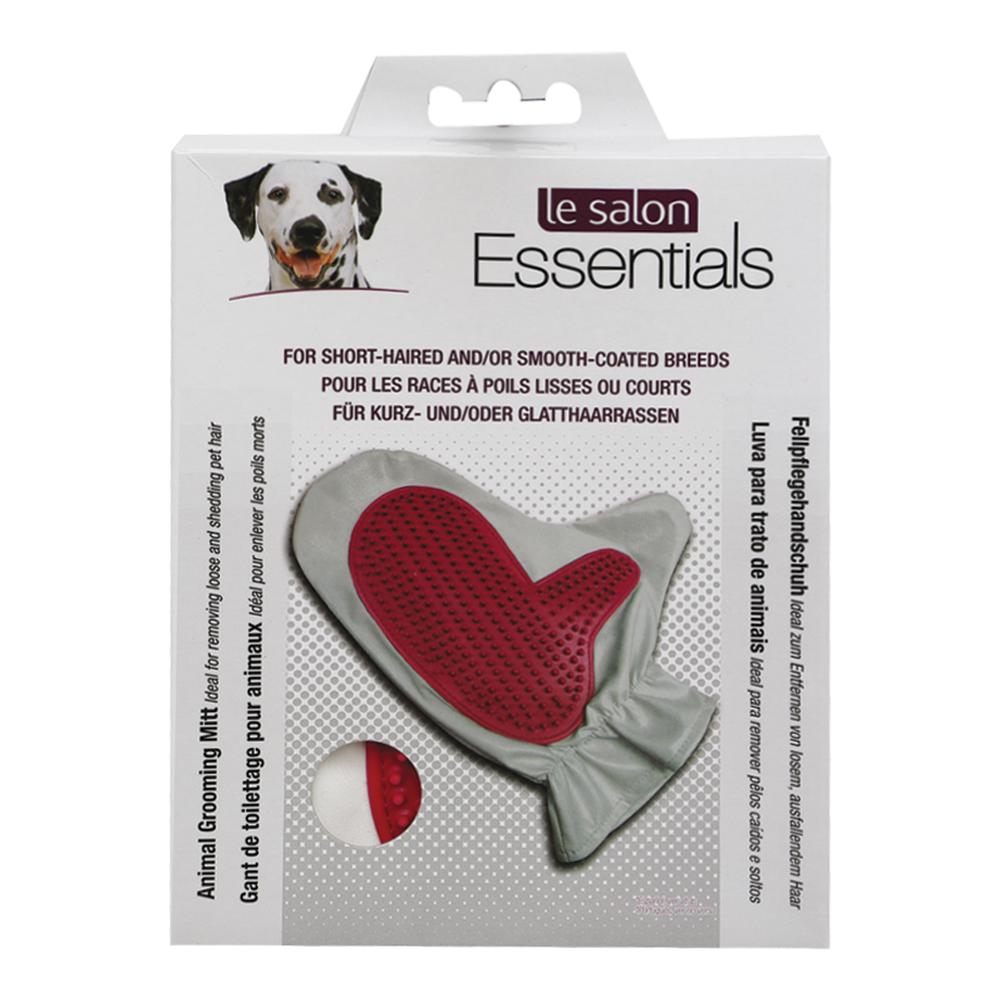 Guante de cepillado Le Salon Essentials® , para perros de pelo corto