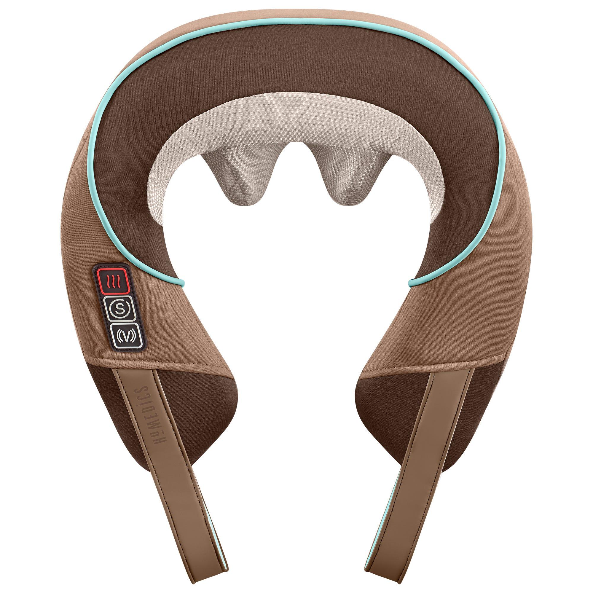 Masajeador para cuello shiatsu HoMedics®, con vibración y calor