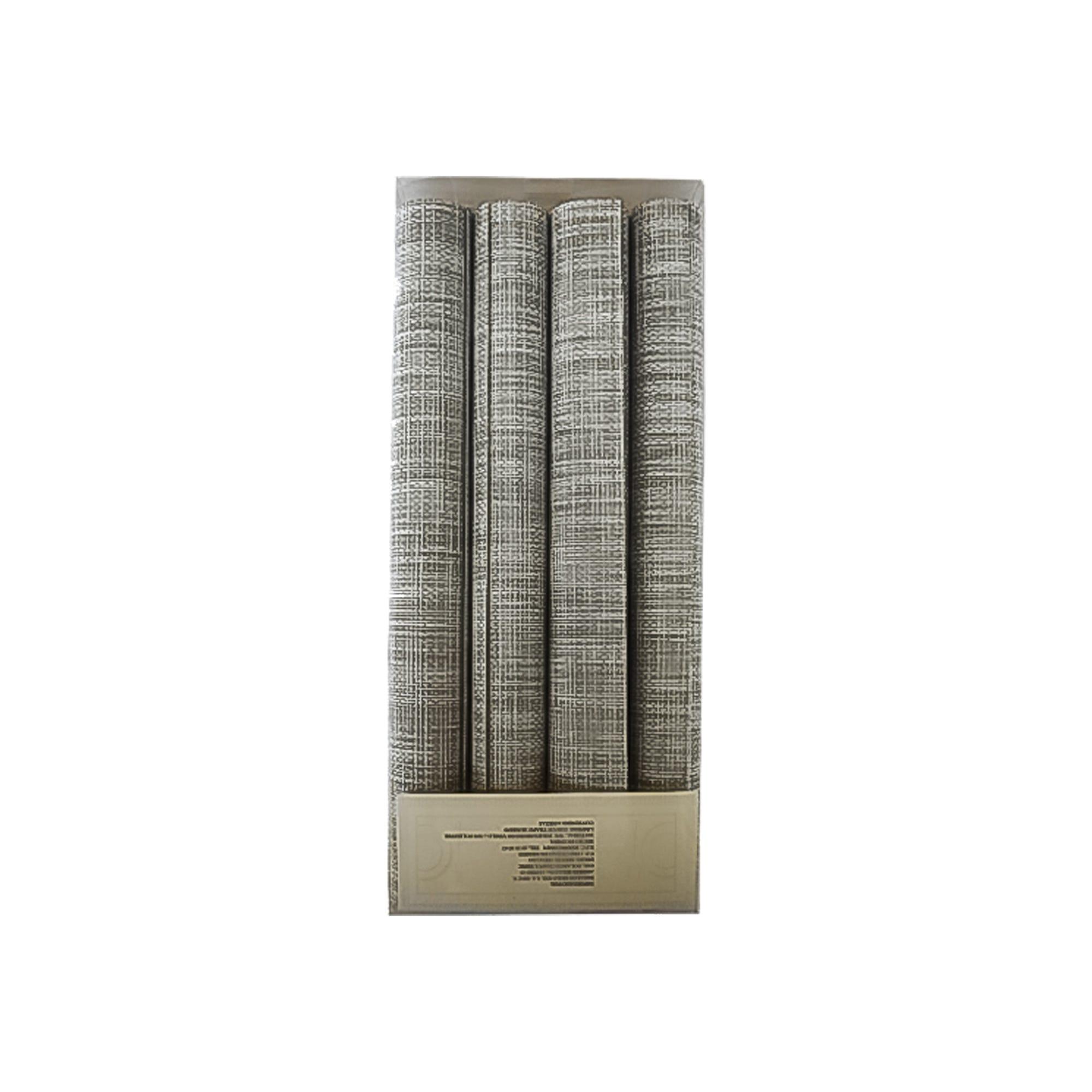 Manteles individuales de nylon Top Choice® color marfil, Set de 4 pzas.