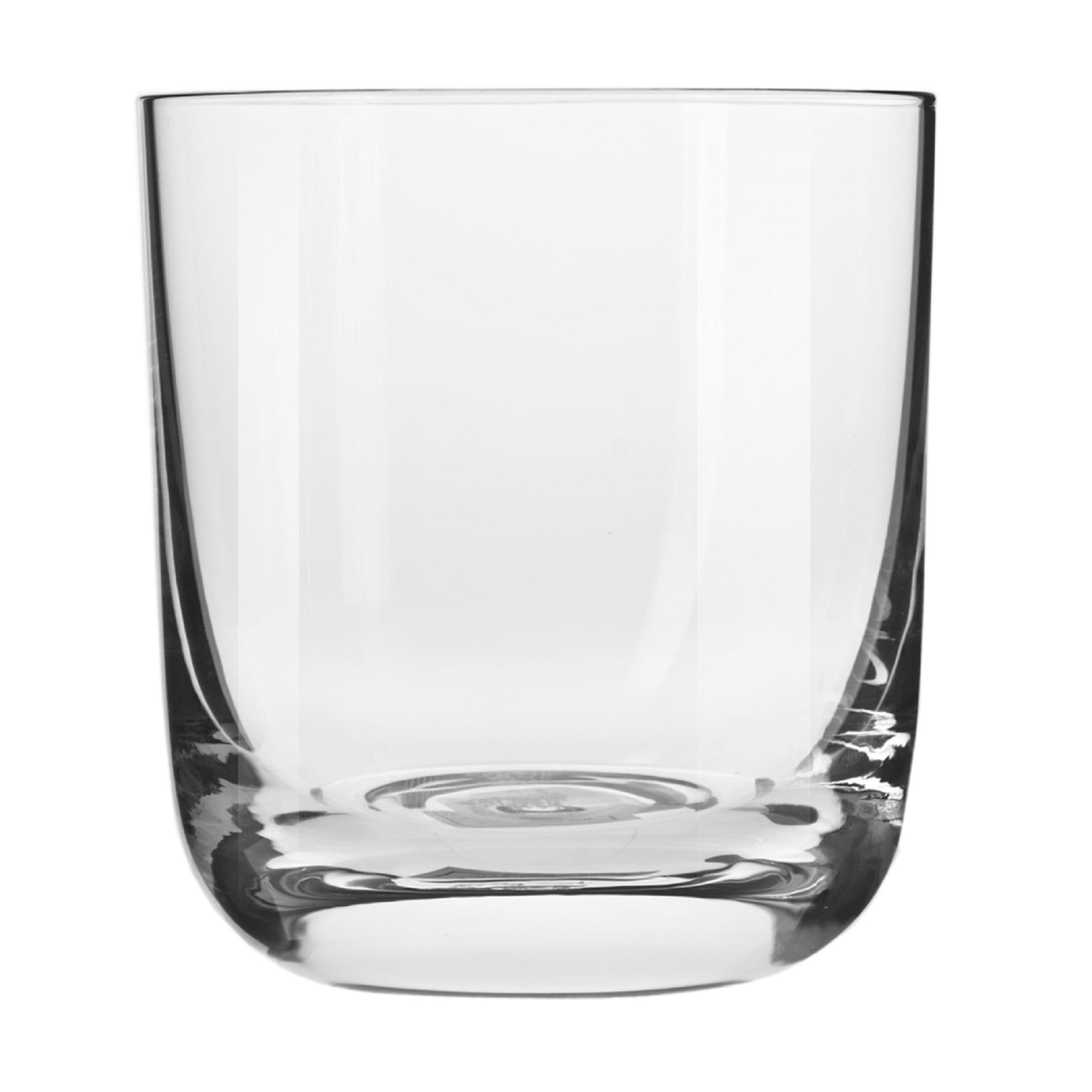 Vaso de vidrio Krosno DOF Milano