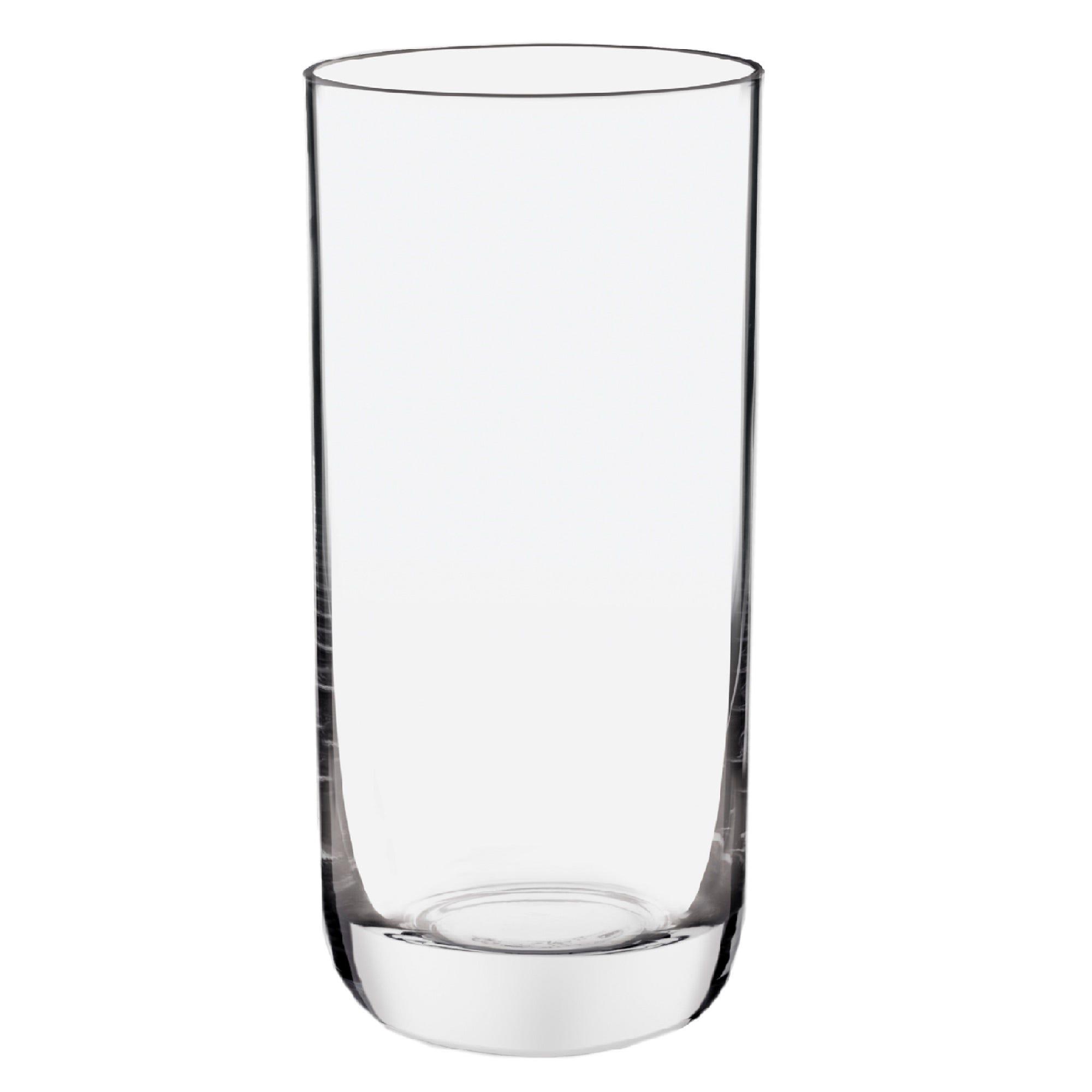 Vaso de vidrio para jugo Krosno Milano