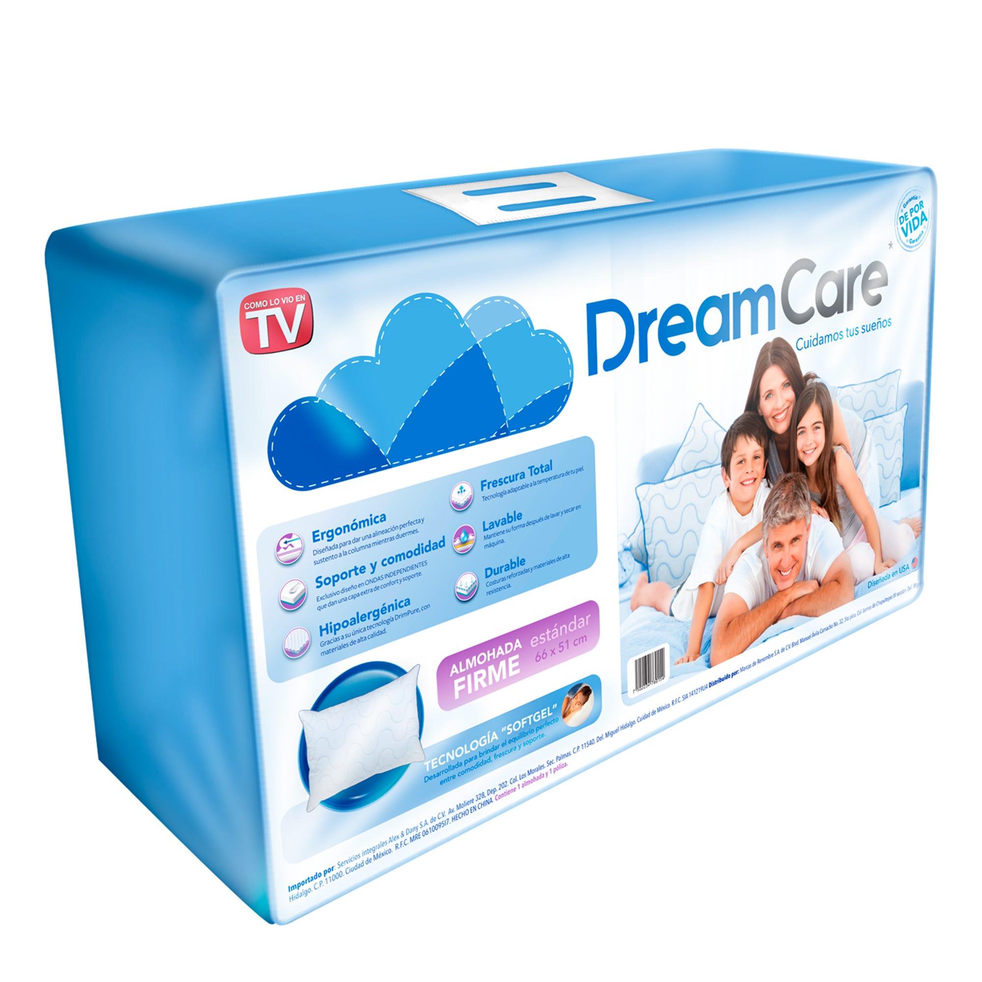 Almohada firme estándar DreamCare