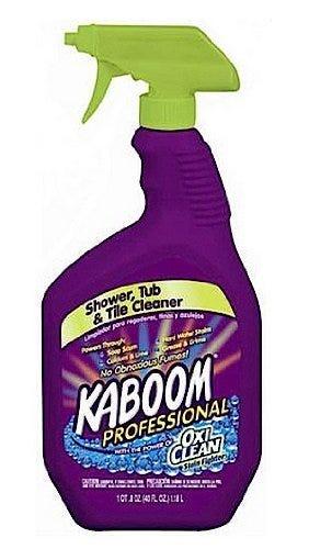 Limpiador profesional de tinas y azulejos Kaboom® de 1.18 L