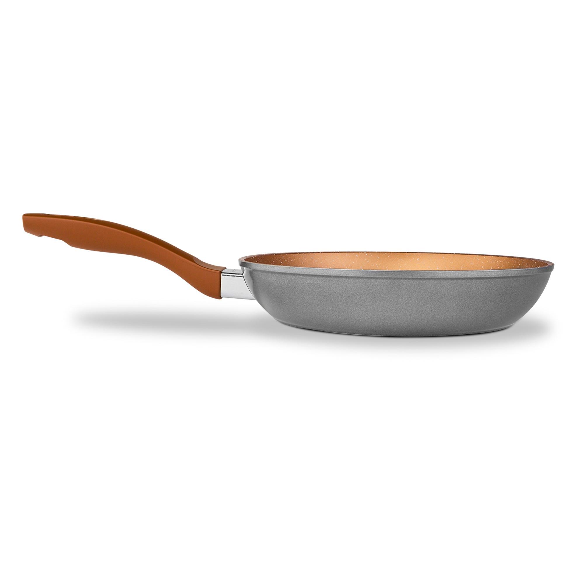 Sartén de 24 cm Smarten Flavor Stone en cobre