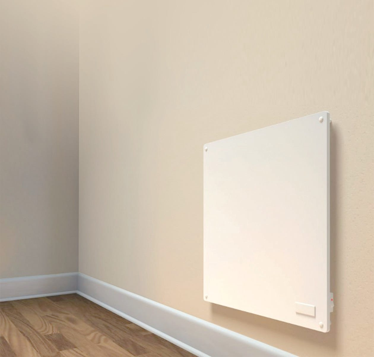 Calentador de panel para pared, Amaze Heater 400 watts
