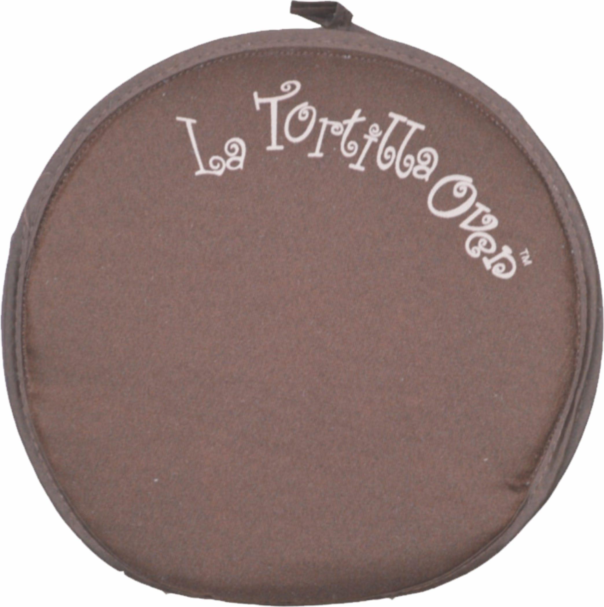 Tortillero de tela La Tortilla Oven en café