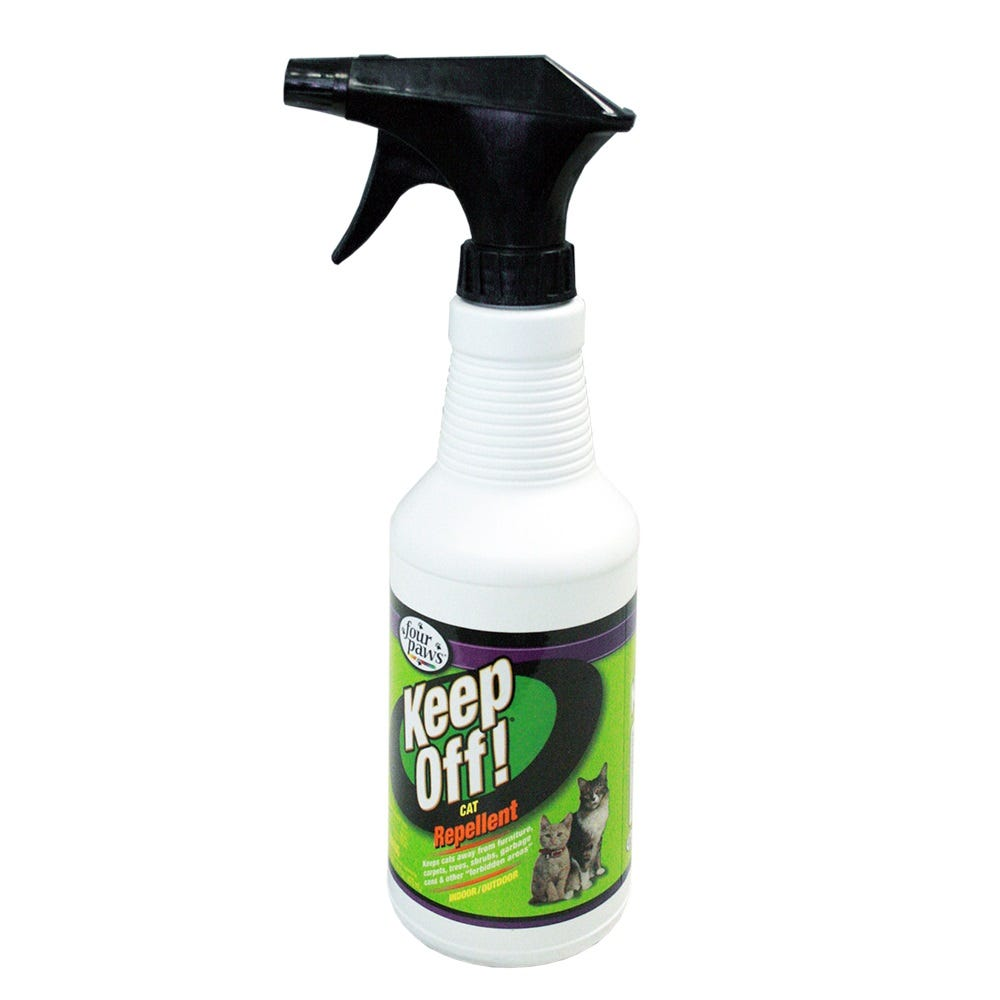 Repelente en spray, Four Paws® Keep off, 473.17 mL