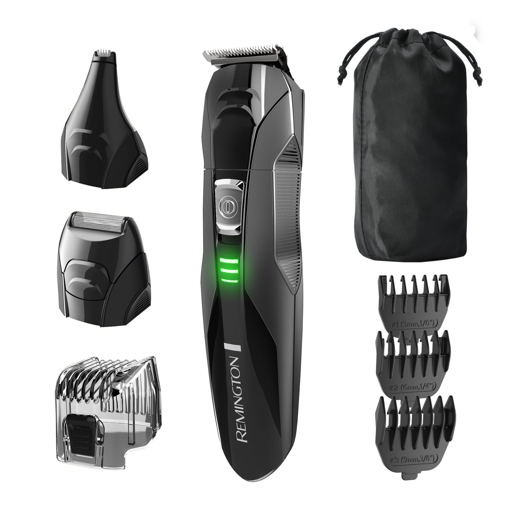 Kit de corte todo en uno Remington® Lithium Power