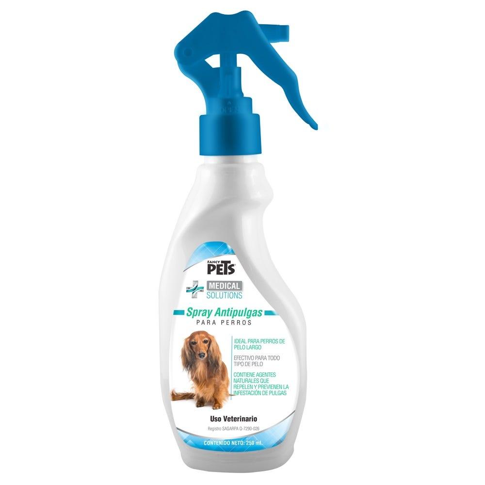 Spray antipulgas Fancy Pets® para perros, 250 mL