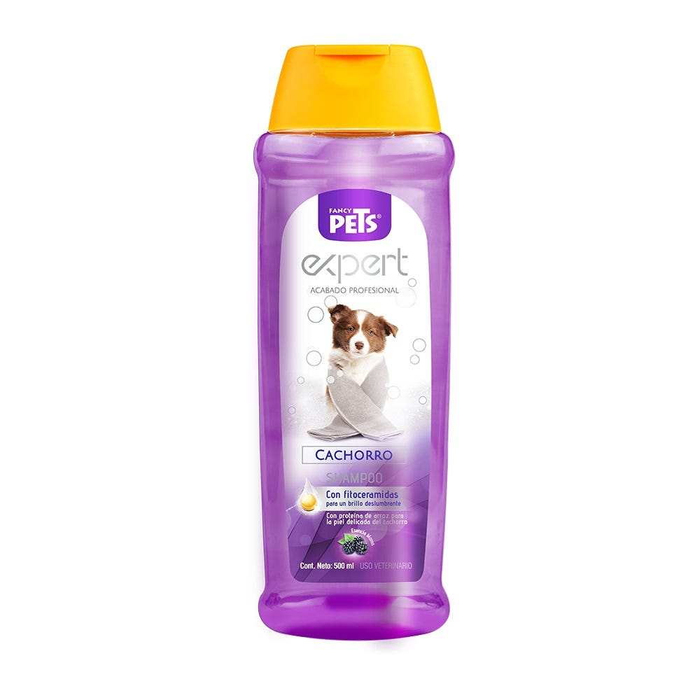 Shampoo para cachorro Expert Fancy Pets®, 500 mL