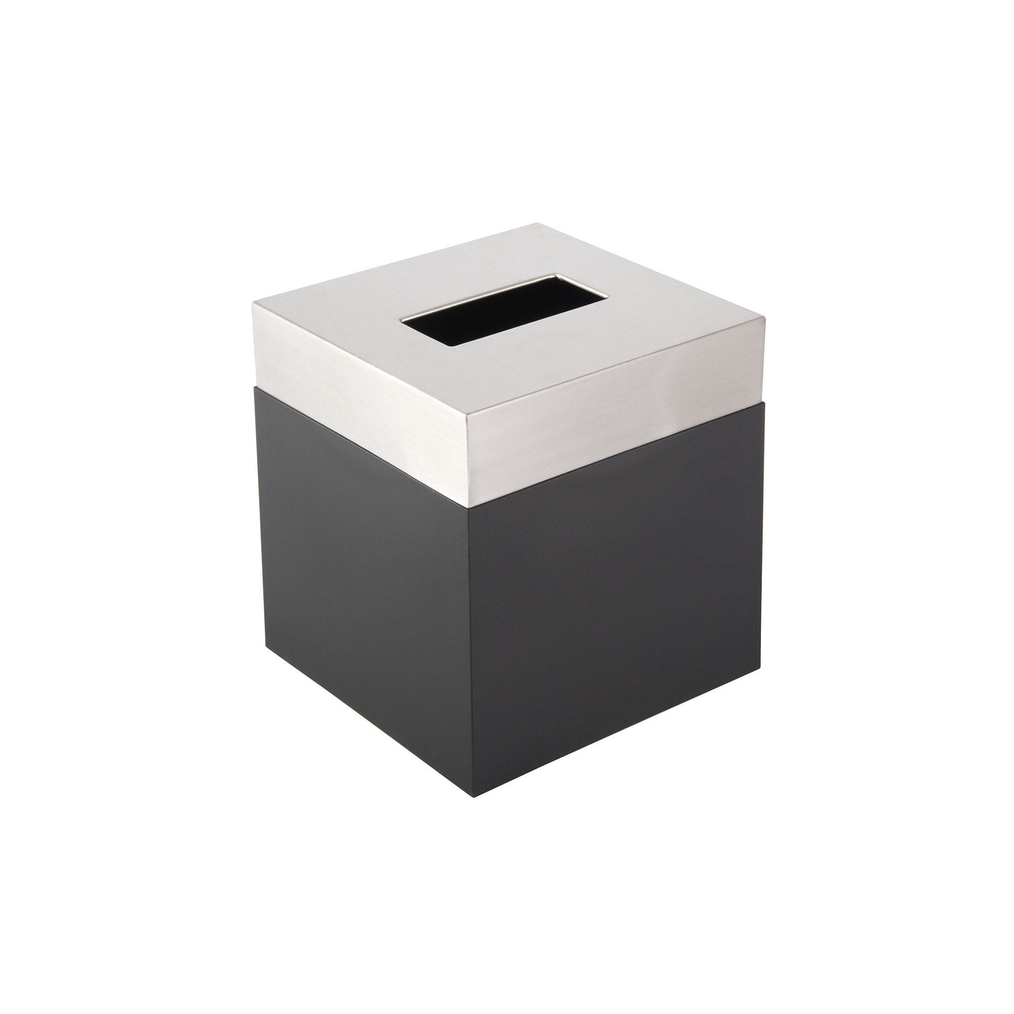 Namaro Design Dispensador de pañuelos desechables en negro