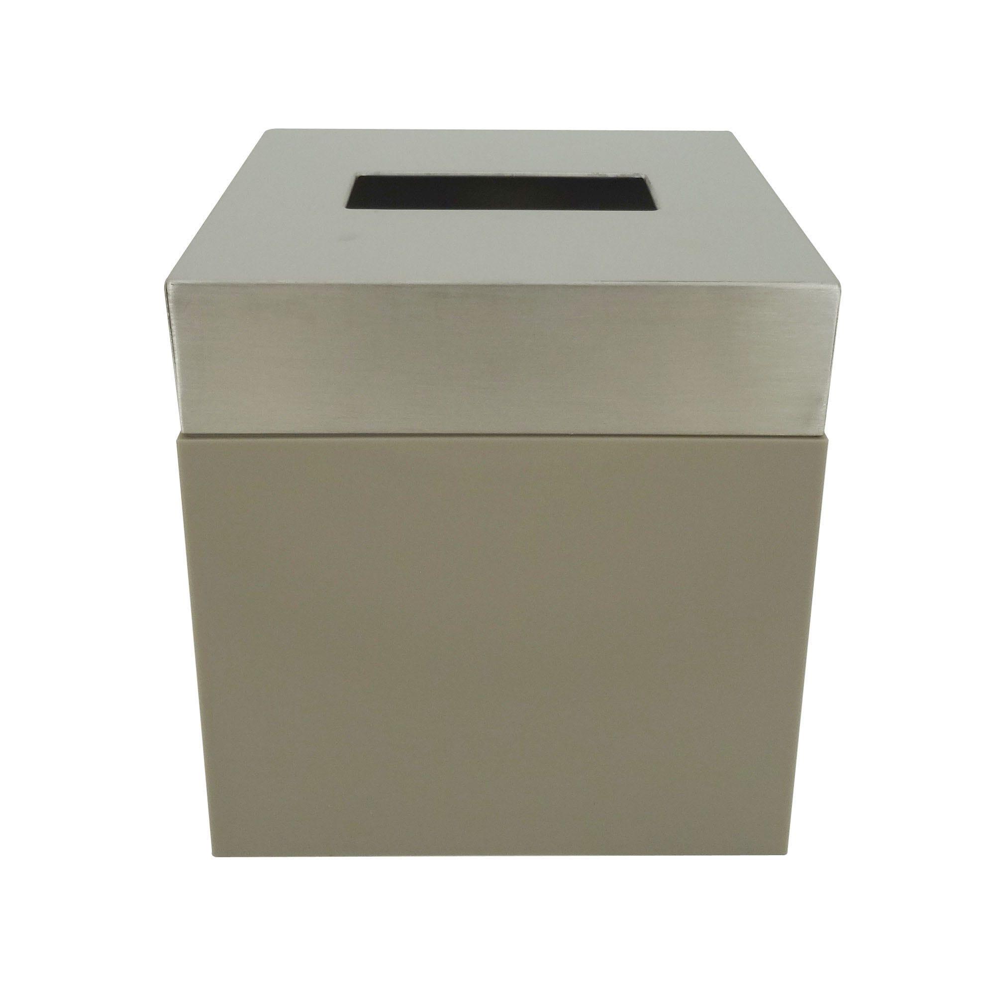 Namaro Design Dispensador de pañuelos desechables en gris