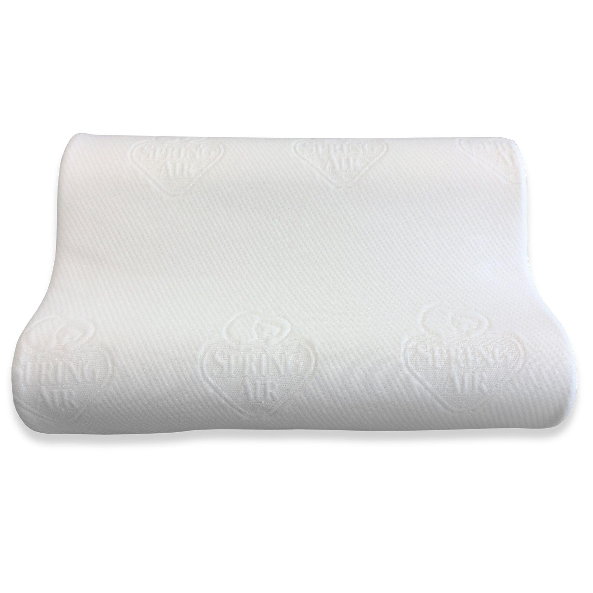 Spring Air® Ergo shape Almohada estándar
