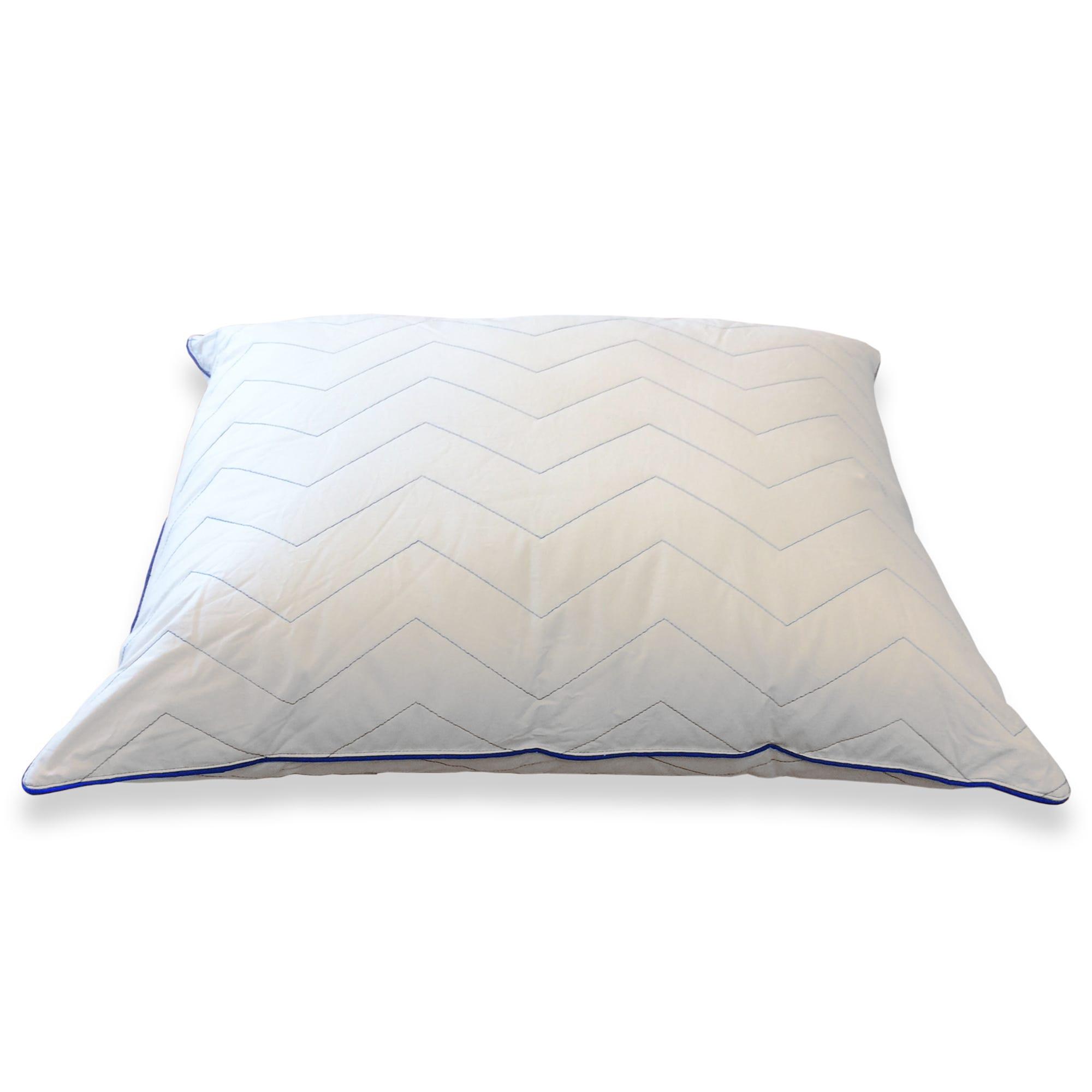 Almohada con tejido zigzag Spring Air® de 250 hilos