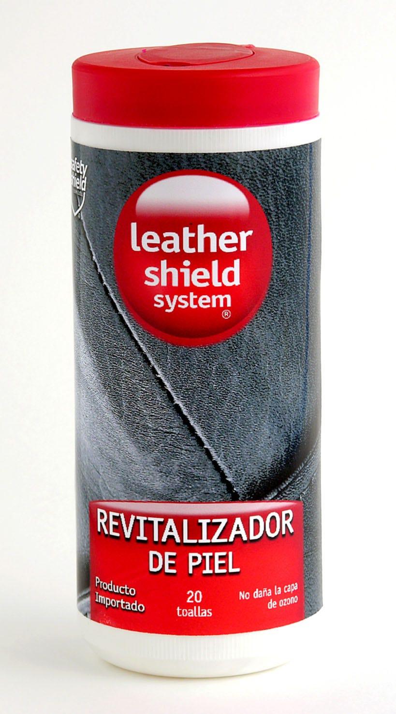 Revitalizador de piel Safety Shield® Leather Shield System®