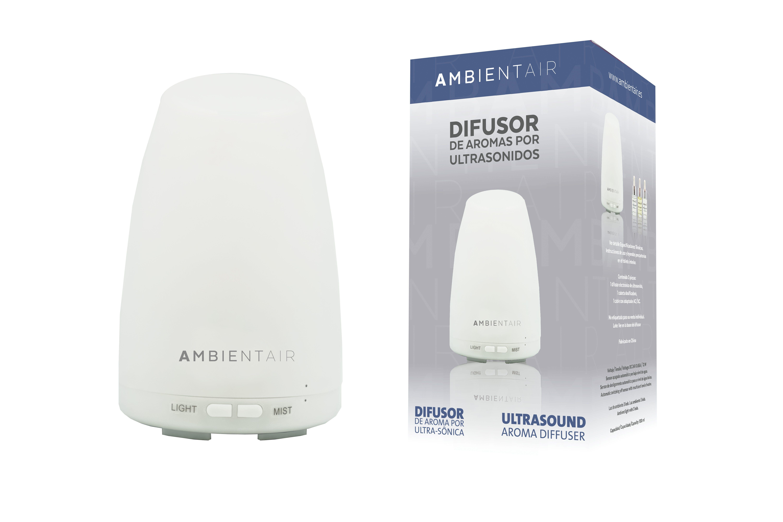 Difusor ultrasónico Ambientair®
