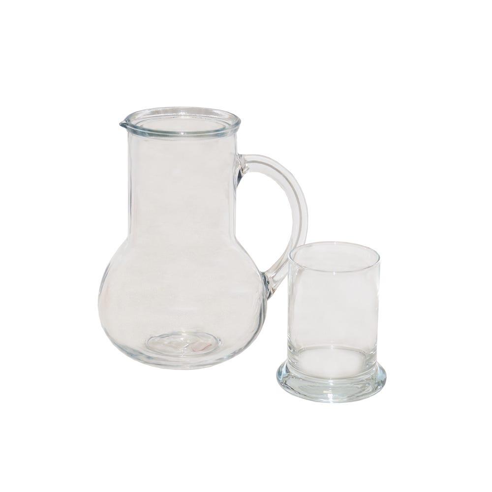 Oasis Jarra con vaso