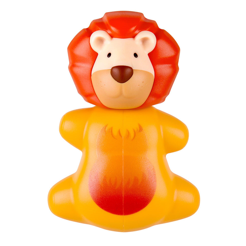 Portacepillos de dientes de plástico Flipper® con diseño de león